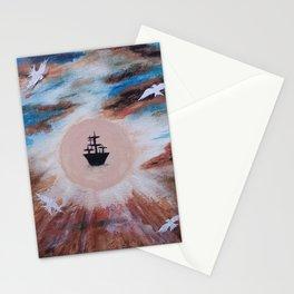 Goodbye monument  Stationery Cards