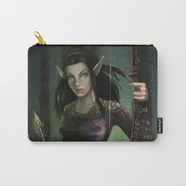 Fay in the forest Carry-All Pouch