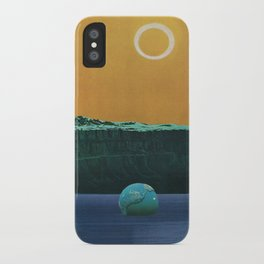 The Drowned World iPhone Case