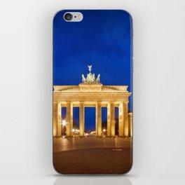 BERLIN Brandenburg Gate iPhone Skin