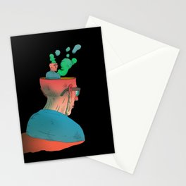 Californium | Just think Stationery Cards