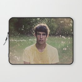 The Sea is Just a Wetter Version of the Sky Laptop Sleeve