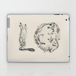 Lo- Meaw Laptop & iPad Skin