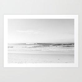 California Surfing III Art Print