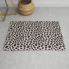 Leopard Animal Print Rug