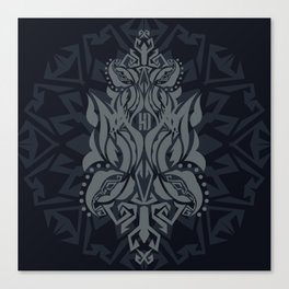 SARAWAK MYSTICA Canvas Print