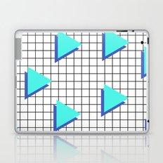 Memphis pattern 10 Laptop & iPad Skin