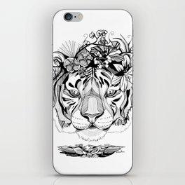 Jungle Queen iPhone Skin