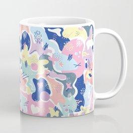 Cute memphis graphics. Coffee Mug