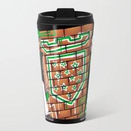 Star Team Graffiti Travel Mug