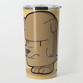 The Little Stubborn Dog Travel Mug