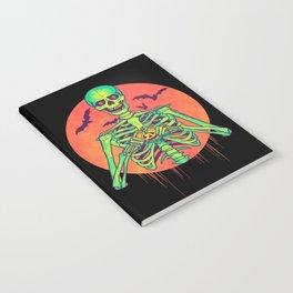 I Love Halloween Notebook
