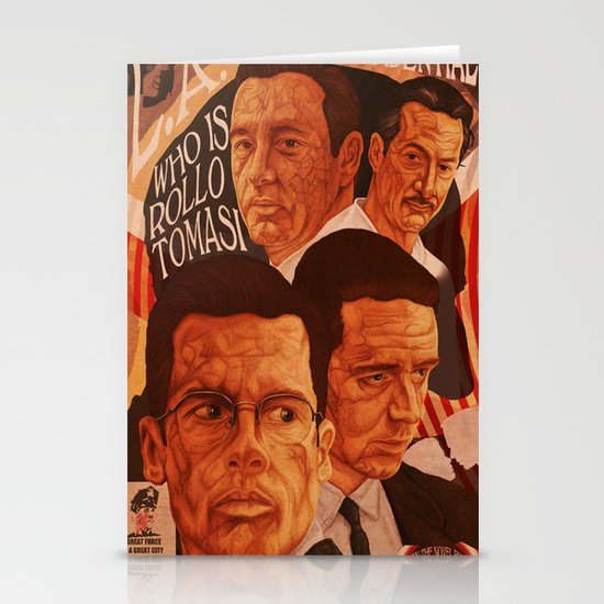 L.A Confidential Stationery Cards