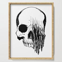 Skull (Distortion) Serving Tray