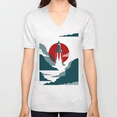 The Voyage Unisex V-Neck