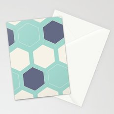 Hexed Stationery Cards