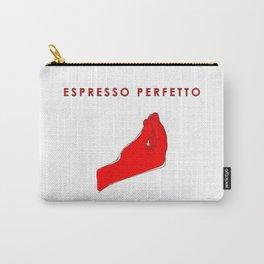 Espresso Perfetto Carry-All Pouch