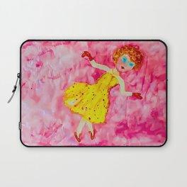Pink dreamland~Pore Laptop Sleeve