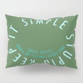 K.I.S.S. Pillow Sham