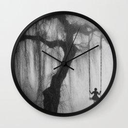 Let's swing Wall Clock