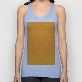 Yellow orange material texture abstract Unisex Tank Top