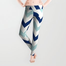 Barbados blue Leggings