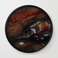 inception Wall Clocks featuring INCEPTION by ..........