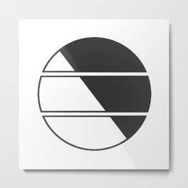 Ellips Moodboards Metal Print
