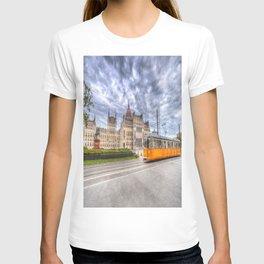 Parliament Of Budapest T-shirt