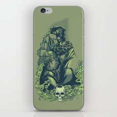 Just Don't iPhone & iPod Skin