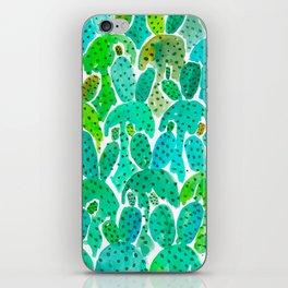 Cactus Practice iPhone Skin