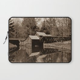 Mabry Mill (Sepia) Laptop Sleeve