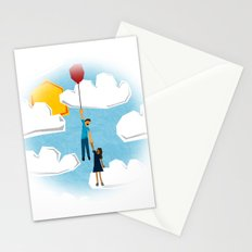A Long Way Up Stationery Cards