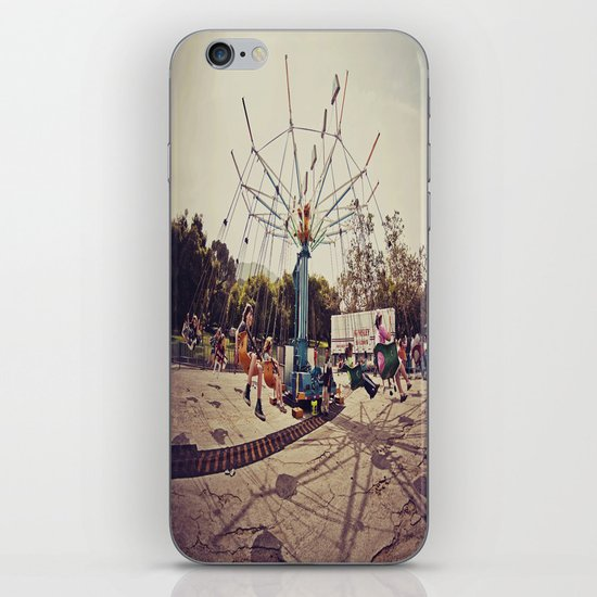 Super Swings! iPhone & iPod Skin