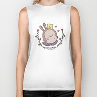 bambi Biker Tanks featuring Bambi by Line B.