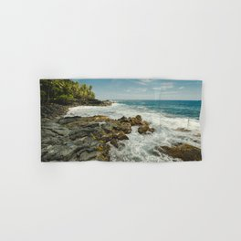 Hawaiian Ocean III Hand & Bath Towel