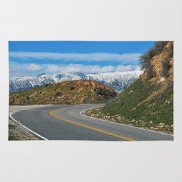 Southern California Roadtrip Rug