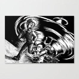 Idought Vol. 1 - 12 Canvas Print