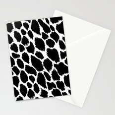 Leopard Polka Stationery Cards