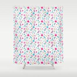 Spring pattern design Shower Curtain