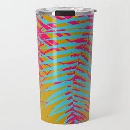 colorful tropics Travel Mug