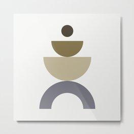 Balance 5 Metal Print