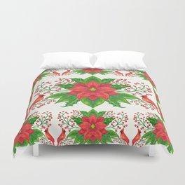 Christmas pattern. Duvet Cover