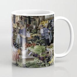 Going to the Market Coffee Mug