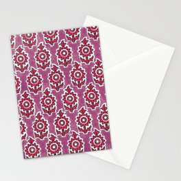 Indian lucite pink Stationery Cards