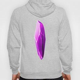 Purple Crystal Shard Hoody
