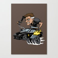 Mad Maxfink Canvas Print