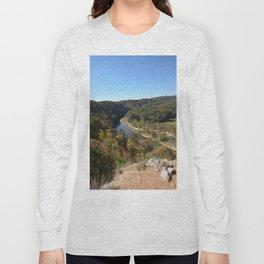 Sparrowhawk Mountain Series, No. 18 Long Sleeve T-shirt