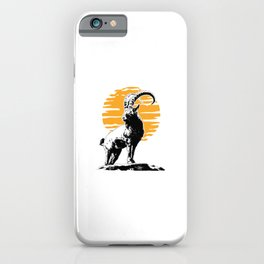 Another Beautiful Day iPhone Case