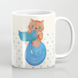 Merkitten Life Lesson #14 - You are NOT your food Coffee Mug